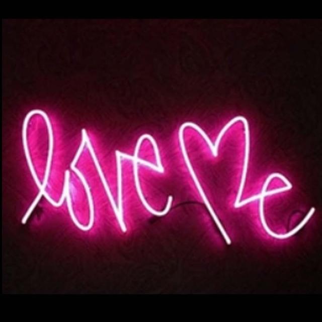 Love Me Neon Sign Commercial Nikke Air Jorrdan Neon Sign