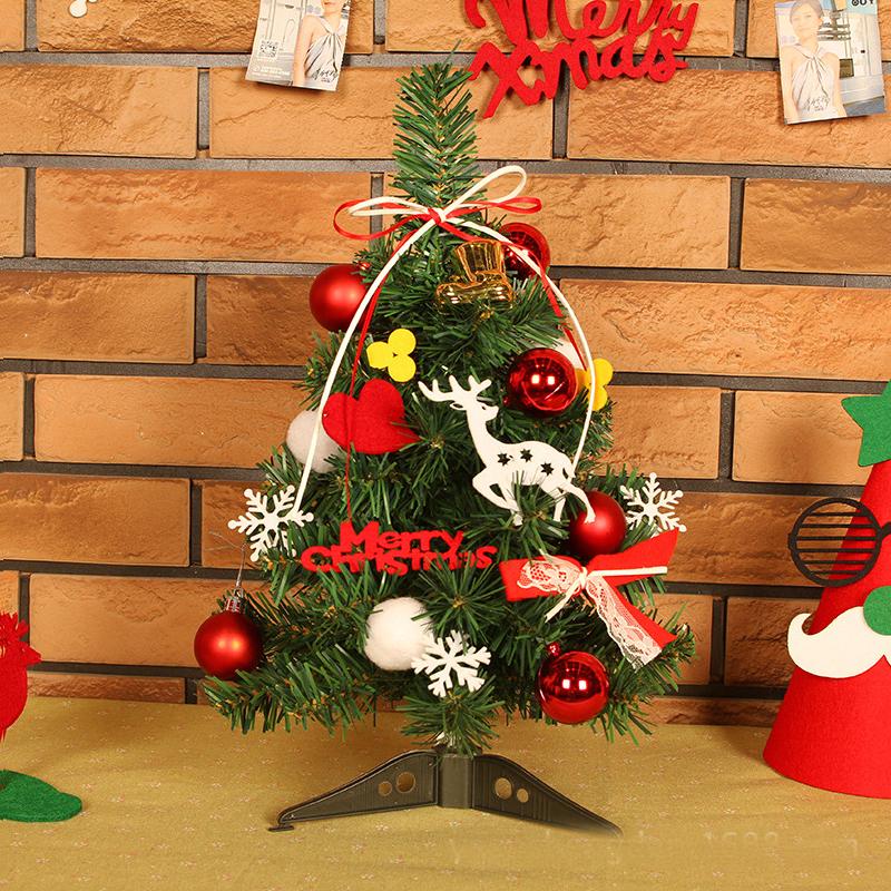 Fashion Felt Cloth PVC Merry Christmas Decoration Mini ...