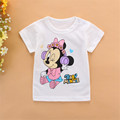 Baby T shirt Male and female baby baby clothes for summer baby cartoon T shirt 100