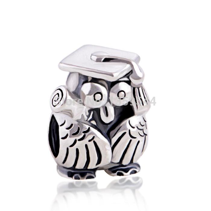 e8f343e20b Pandora Graduation Charm Owl