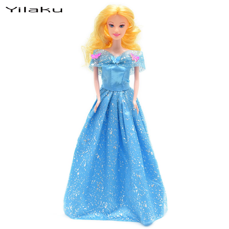 Cinderella Baby Doll Dress On Storenvy: 2016 Fashion Cinderella Dolls Baby Toys For Girls Kids