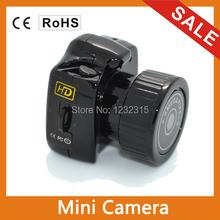 Micro Smallest Portable camera HD CMOS 2.0 Mega Pixel Pocket Video Audio Camera Mini Camcorder 480P DV DVR Recorder 720P JPG