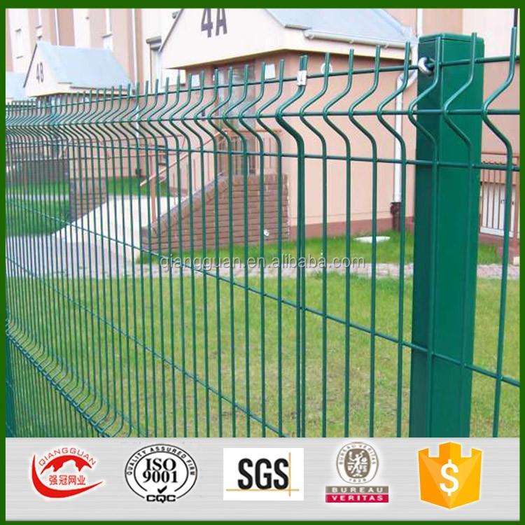 clôture de fil soudé enduit de vinyle comment installer