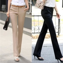 2014 New Fashion Office Lady Slim Western-style Trousers Casual Pants Pencil