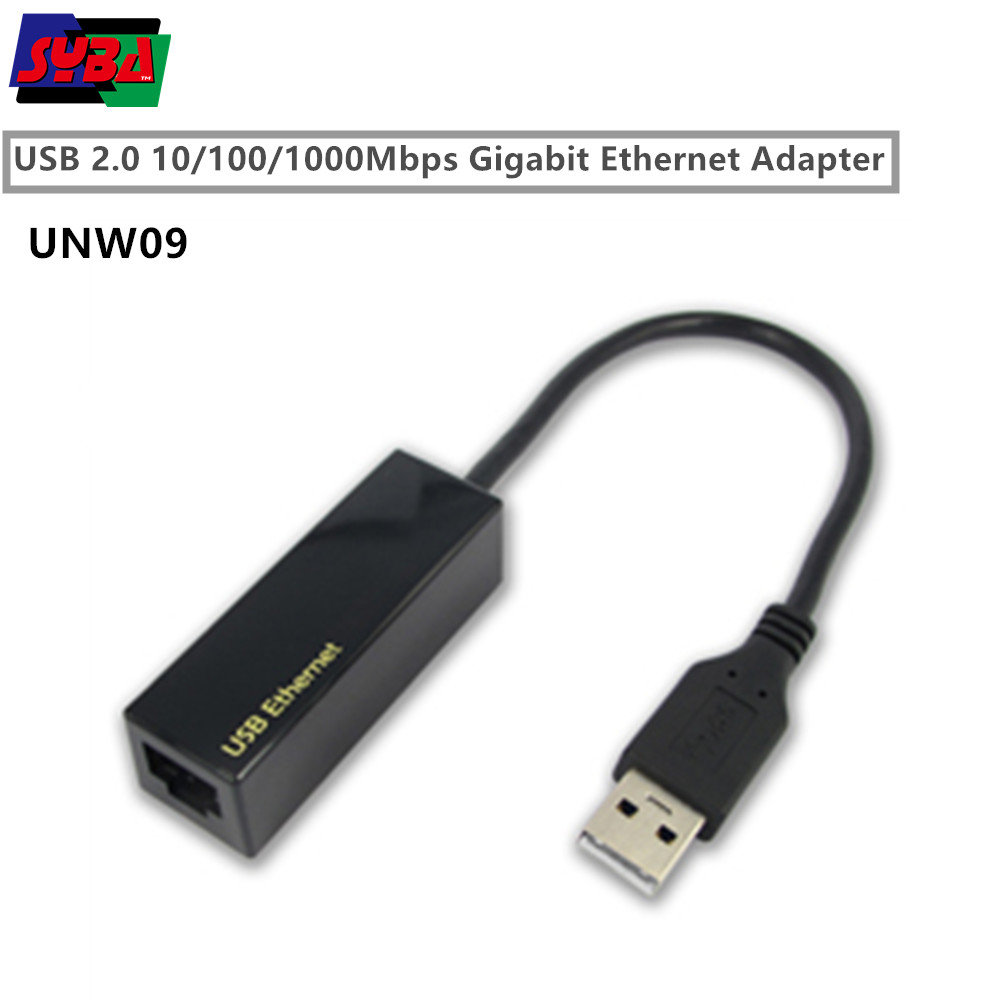 Usb 2. 0 10/100 mbps ethernet rd9700 lan network rj45 adapter for.