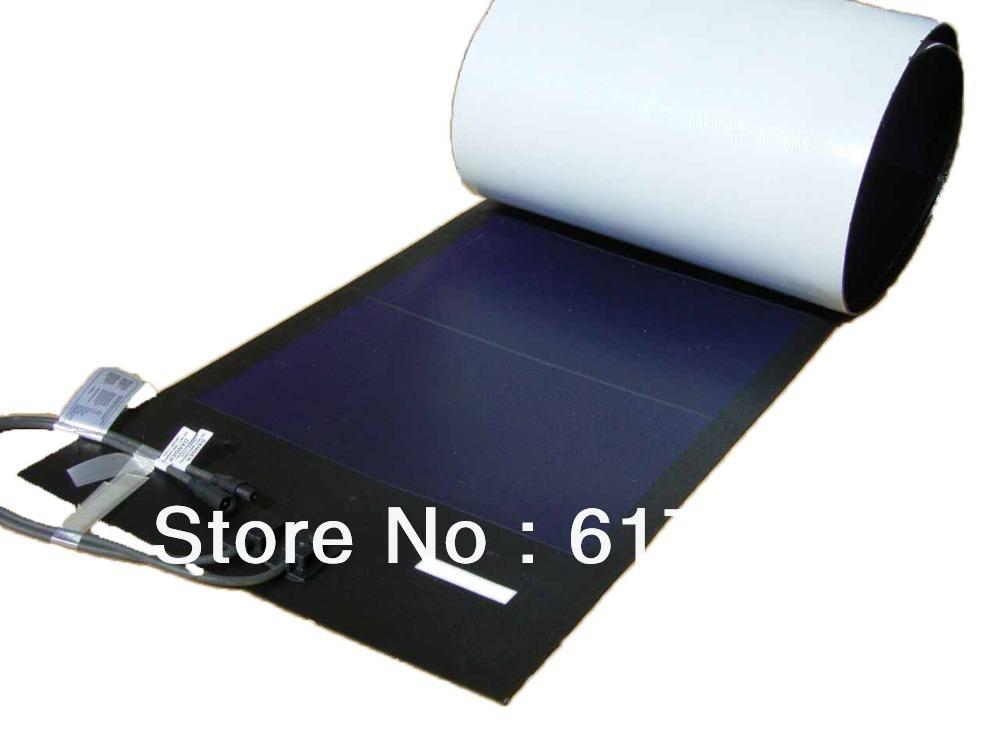 Pvl 68 68w 16 5v Thin Film Flexible Solar Panel Membrane
