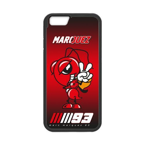 marc marquez red ant black cell phone case cover for iphone 4 4s 5 5s 5c 6 plus samsung galaxy. Black Bedroom Furniture Sets. Home Design Ideas