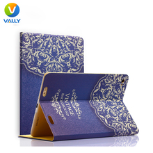 7.9 inch Ultra Thin PU Leather Anti-Dust Intelligent Sleep Tablet PC Cover Case for Mi Pad2 +Mobile Phone Holder