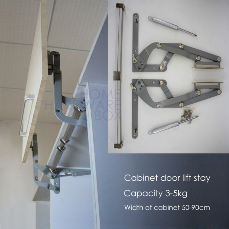 Cabinet Kitchen Pneumatic Hydraulic Lift Support Arm