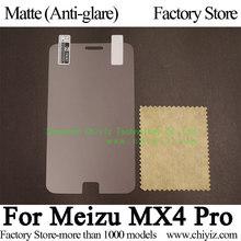 Matte Anti glare Frosted LCD Screen Protector Guard Cover Protective Film Shield For Meizu MX4 Pro Meizu MX 4 Pro