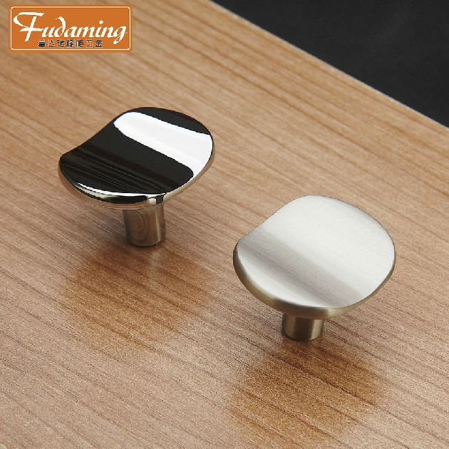 Kitchen Cabinet Knobs Cheap: Fashion 10pcs Single Brushed Cabinet Knobs And Handles