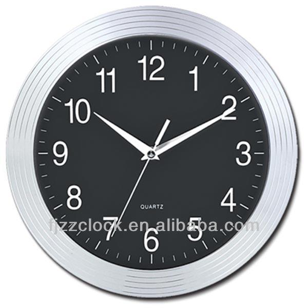m canisme de l 39 horloge silencieuse 12 pouces quartz horloge murale. Black Bedroom Furniture Sets. Home Design Ideas
