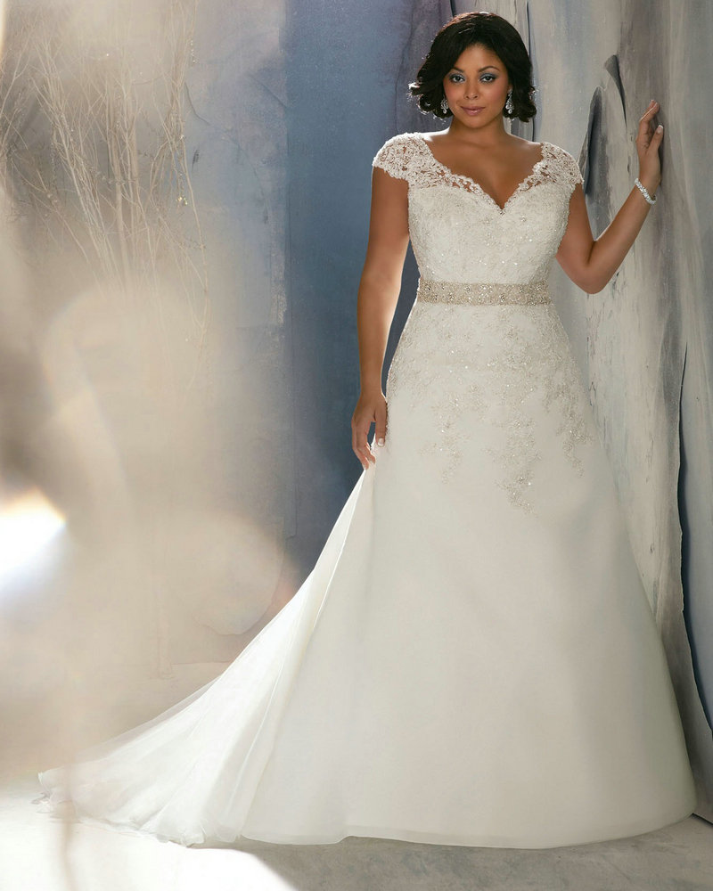 Wedding Dresses For Fat People 61
