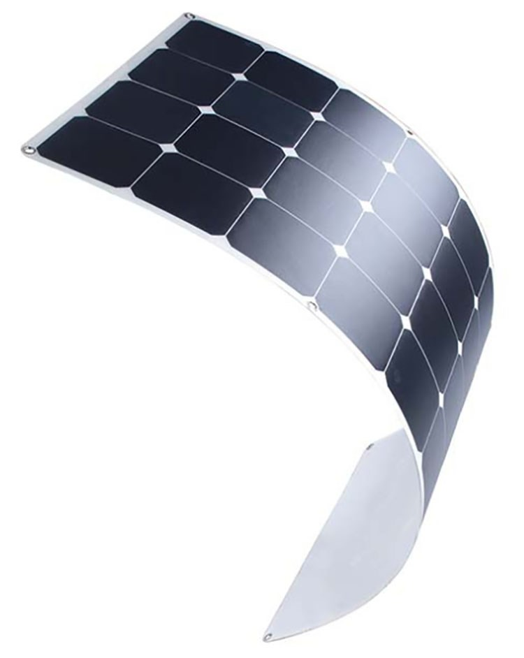 120w Flexible Solar Panel Sunpower Solar Panels Taipo