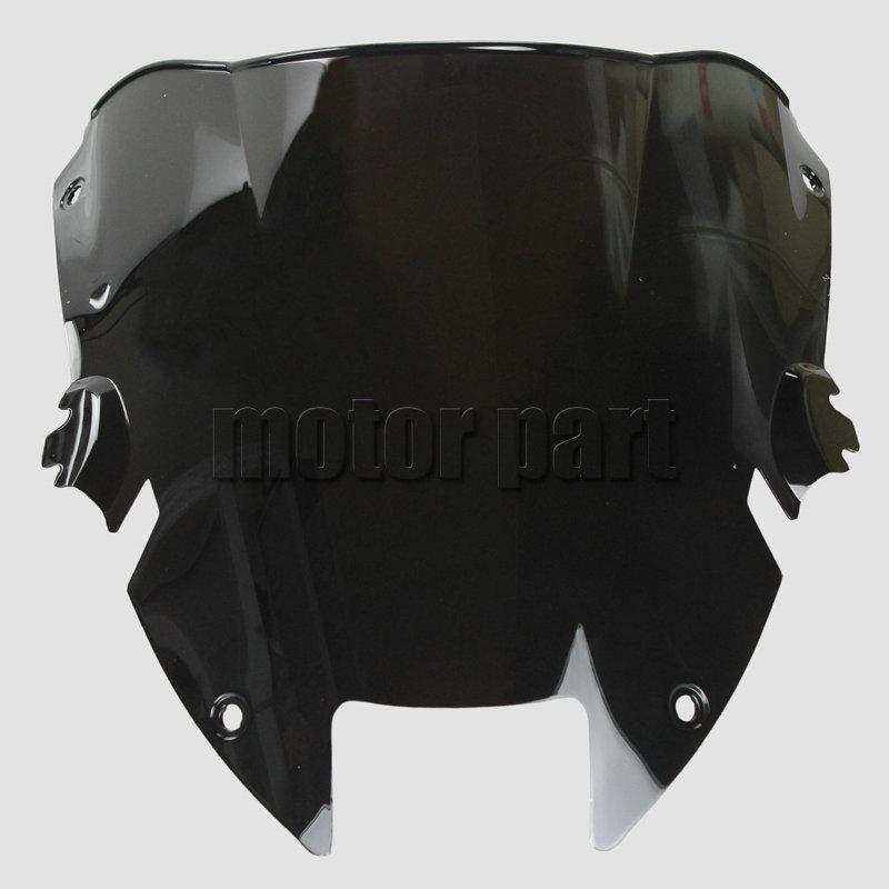 Для 1997 - 2005 Honda супер ястреб 1000 VTR1000 VTR1000F / Firestorm мотоцикл ABS пластмассы лобовое стекло дефлекторы черный
