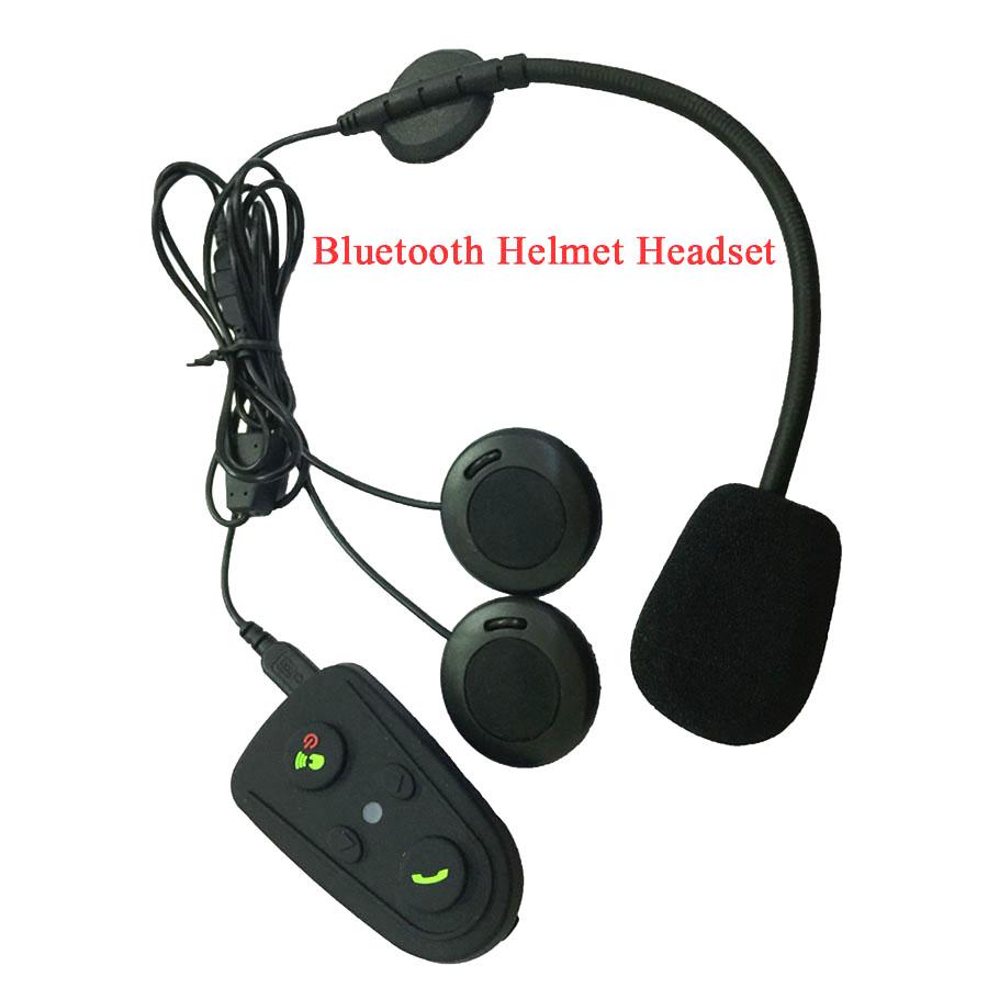 buy 500m motorcycle headset blue tooth intercom talkie. Black Bedroom Furniture Sets. Home Design Ideas