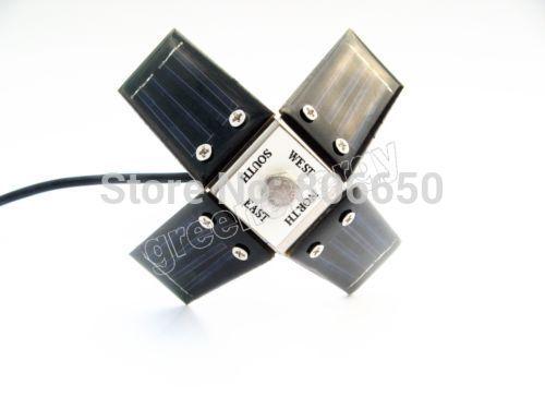 Dc Power Dual Axis Solar Tracker ขายส่งสั่งซื้อโดยตรง Gd