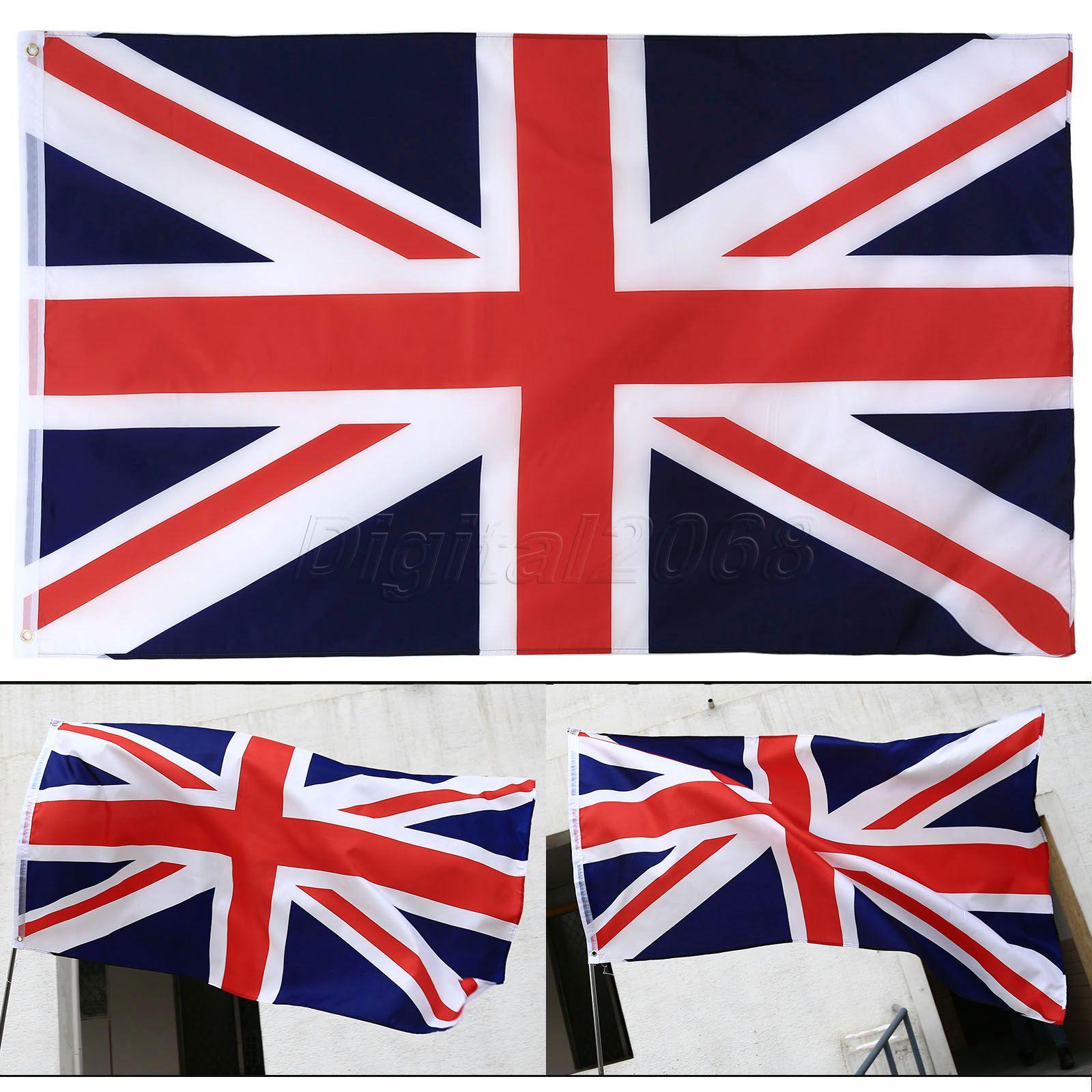 Online kopen Wholesale england flags wholesale uit China