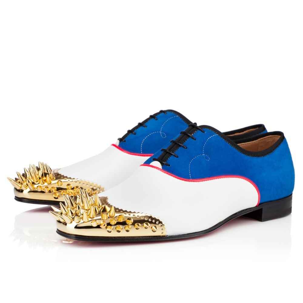 Brand Name Blue Suede Shoes