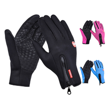 Voděodolné pánské rukavice