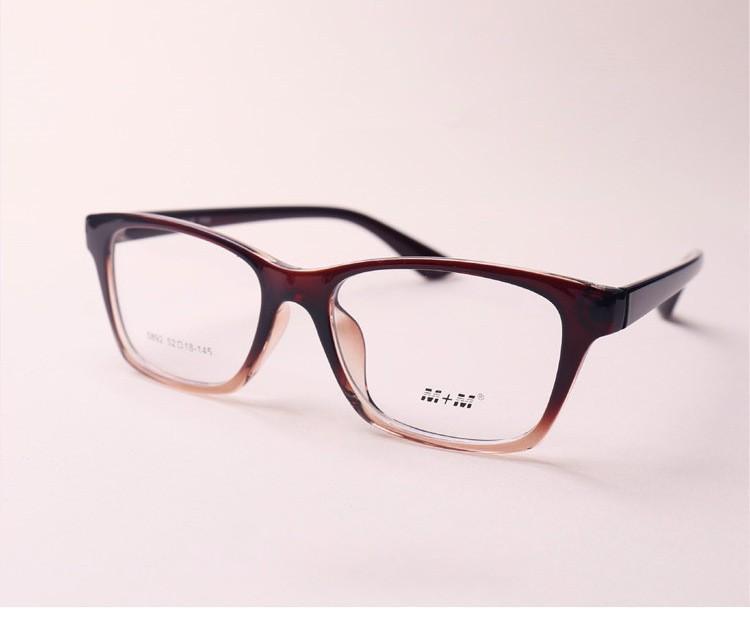 Wholesale- Chashma Sexy Eyewear Large Frame TR 90 Cat Eyes Glasses  Fashionable Prescription Glasses Frame