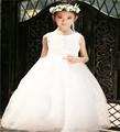 Summer 2016 Euramerican style summer fashion elegant costume girls fancy princess dress to the ankle long