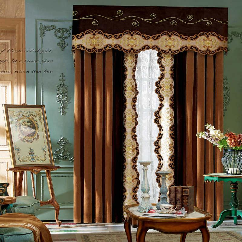 living room burgundy curtains promotion shop for promotional living room burgundy curtains on. Black Bedroom Furniture Sets. Home Design Ideas
