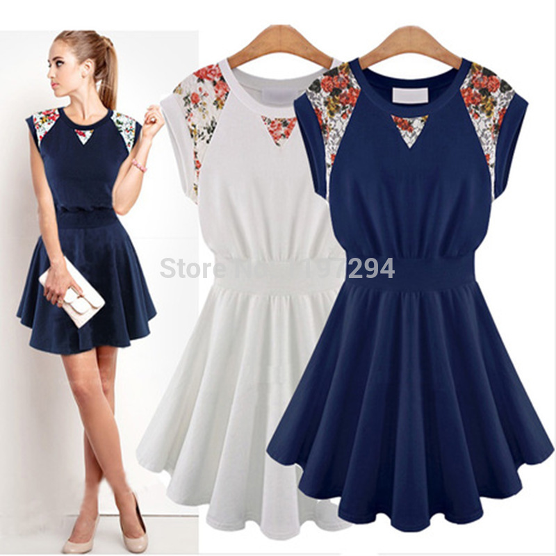 2015 Hot Sale Women Dress Clothes Summer And Early Autumn ...