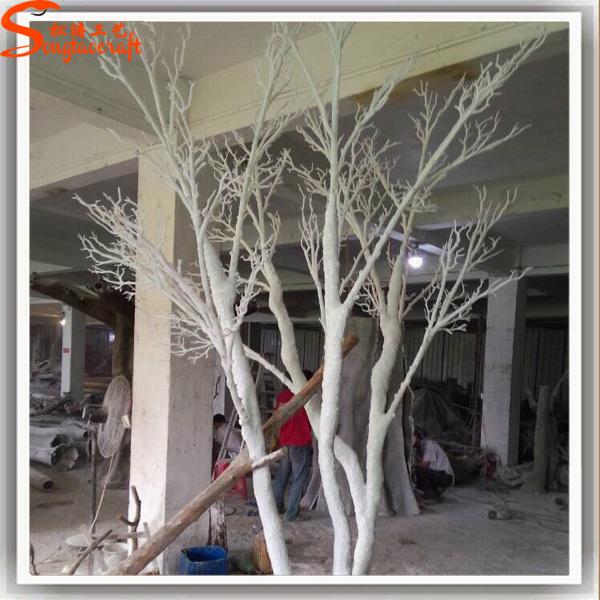 hot nouveaux produits de arbre artificiel tronc d coration en plastique tronc d 39 arbre pour la. Black Bedroom Furniture Sets. Home Design Ideas