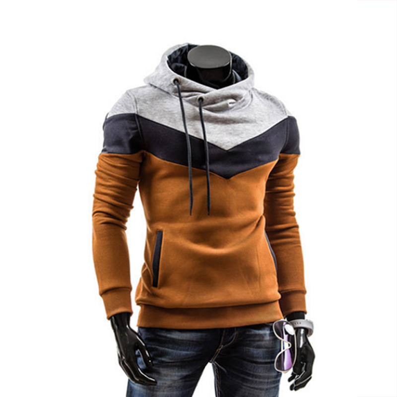 Compra sudadera con capucha para hombres online al por