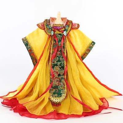 Fortune days East Charm, наряд в китайском стиле, Великолепное платье, только одежда для девочек, Подарочная игрушка(Китай)
