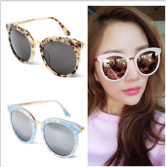 b3b5b6b3ea7 New Gentle Monster Sunglasses Women Men Polarized Vintage Oculos ...