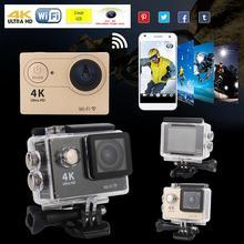 SJ5000 Wifi Ultra HD 4K 1080P 2.0″ Sports DVs Action Camera Camcorder EU Adapter