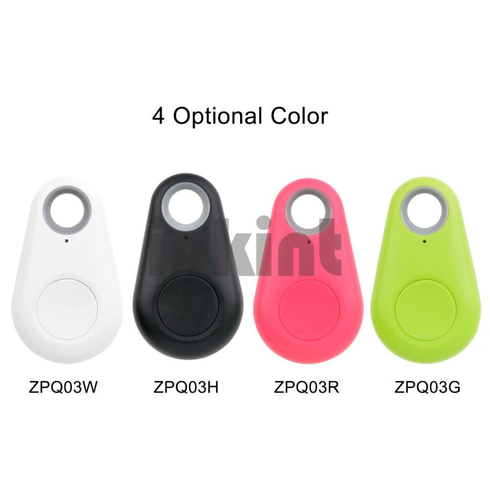 Смарт-bluetooth antilost смарт-bluetooth трекер Bluetooth искатель смарт-bluetooth трекер сумка кошелек искатель ZPQ04 16Z