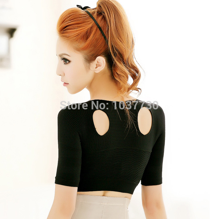 50pcs/lot women Beauty Back Support Corsets,Posture ...