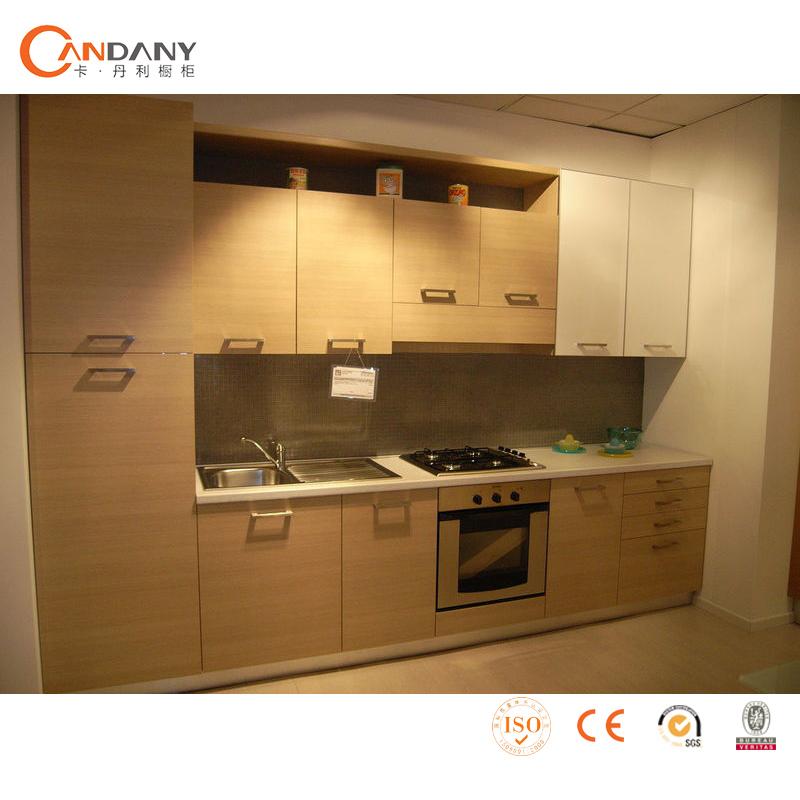 Melamine Face Board Affordable Modern Kitchen Cabinets