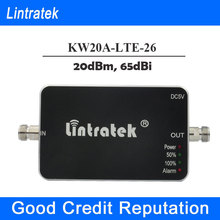 2015 Hot 4G LTE Signal Booster ALC 2600mhz Repeater