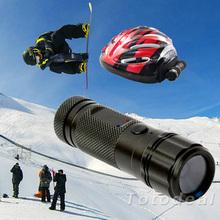 Sports Camera Hands-free Mini DV Camcorder Waterproof Outdoor Action Portable Helmet Action Camera