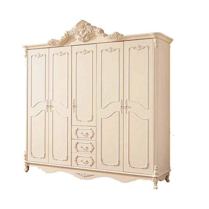Online Get Cheap Wooden Wardrobe Closet Aliexpress Com