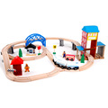 Wholesale 40pcs Diecasts Toy Vehicles Kids Toys Thomas train Toy Model Cars puzzle Building slot track
