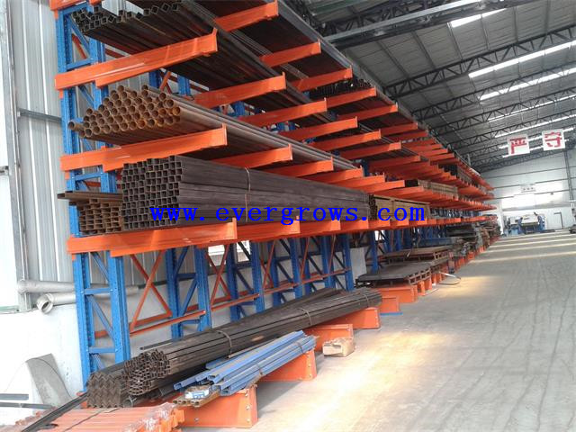 Heavy Duty Cantilever Rack Warehouse Rack Numbering System