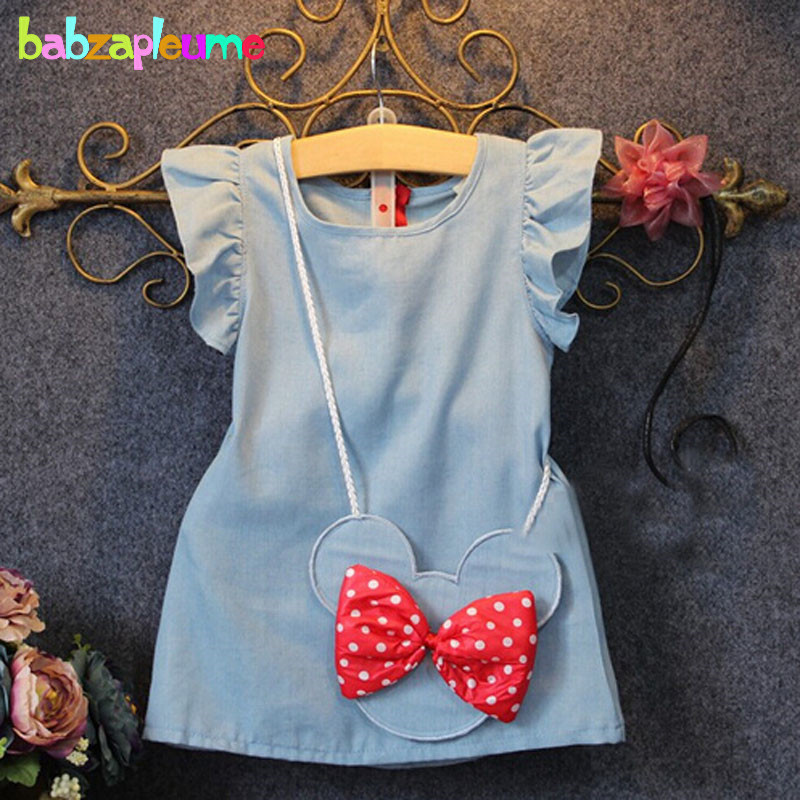Summer Brand Infant font b Dresses b font Baby Girls Clothes Kids Clothing Set Cute Toddler