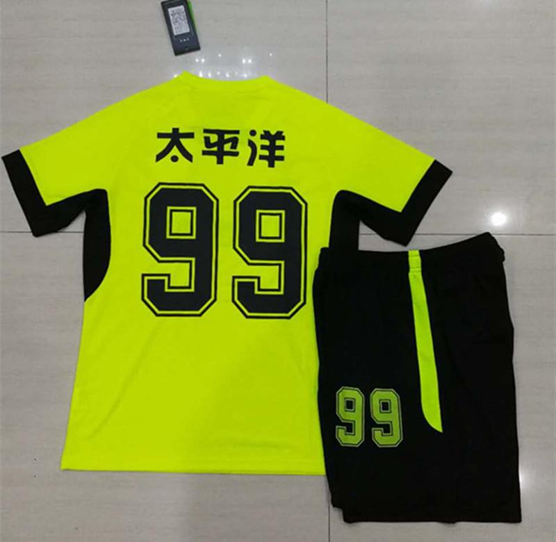 266323c5023 Ever Summit Goalkeeper Soccer Jersey Sets Kits Training Porteros ropa  Football Shirts Style 0004 Kids Adult Neuer CustomizeUSD 23.00 piece