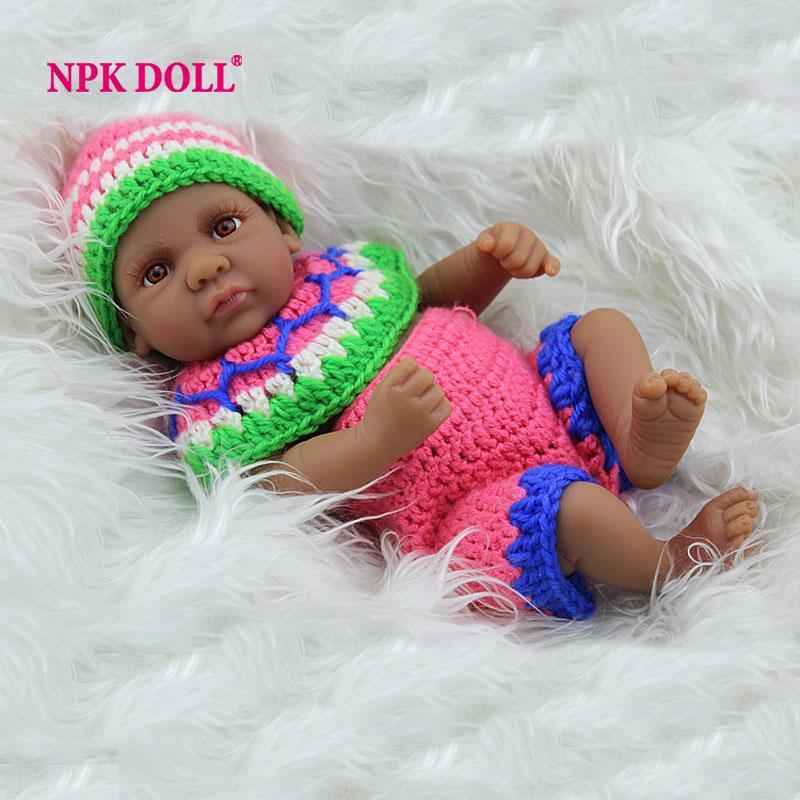 Online Get Cheap Black Reborn Babies Aliexpress Com