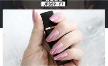 24 шт матовые накладные ногти сверху женские Искусственные ногти искусство светло-шоколадный цвет КОРИЧНЕВЫЙ сладкие конфеты короткие накл...(Китай)