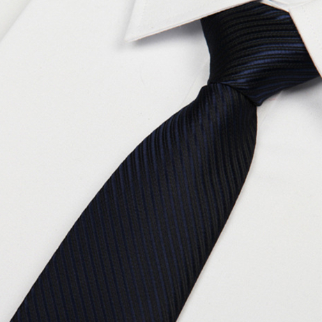 solid silk brand 8 cm slim ties for men wedding Party necktie striped gravatas masculinas seda