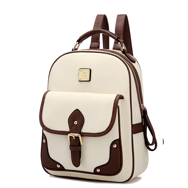 2015 Candy Softback Rushed Women Bag Korean School ...