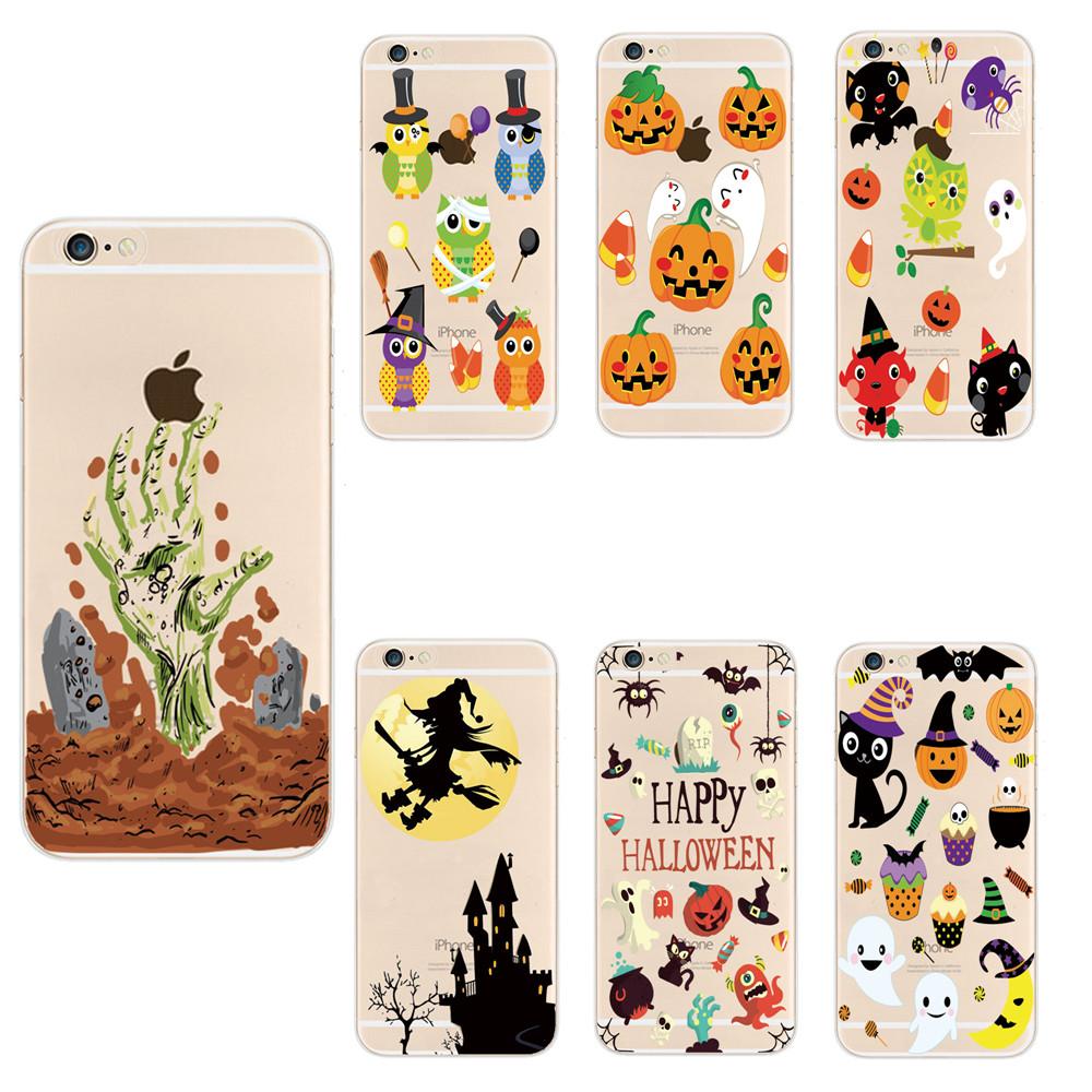 Iphone  Plus Ghost Case