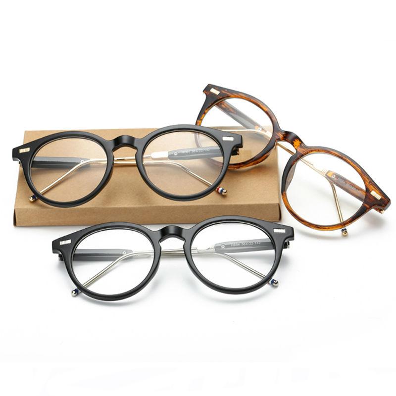 e7531703ae8 Men s Vintage Round Eyeglasses