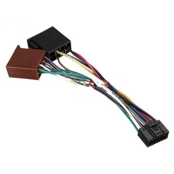 chivanoor 16pin iso car stereo audio wiring harness ... audio wiring connectors car radio wiring connectors 32 pins